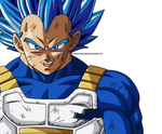 Dragon Ball Super - Vegeta Unleashed Power