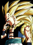 Dragon Ball Z - Gotenks (Perfil)