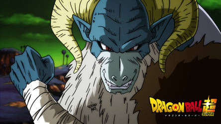 Dragon Ball Super - Moro (Manga)