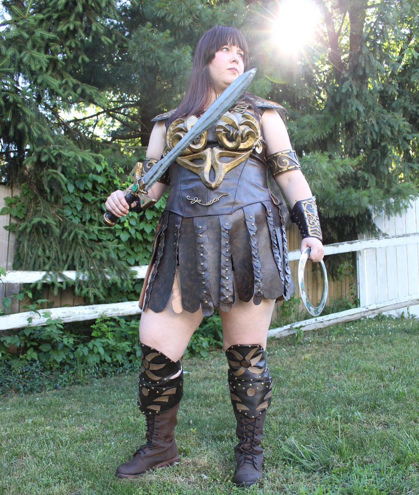Xena Cosplay by JaybiePepper