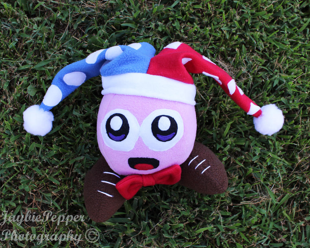 Marx Plush from Kirby by JaybiePepper