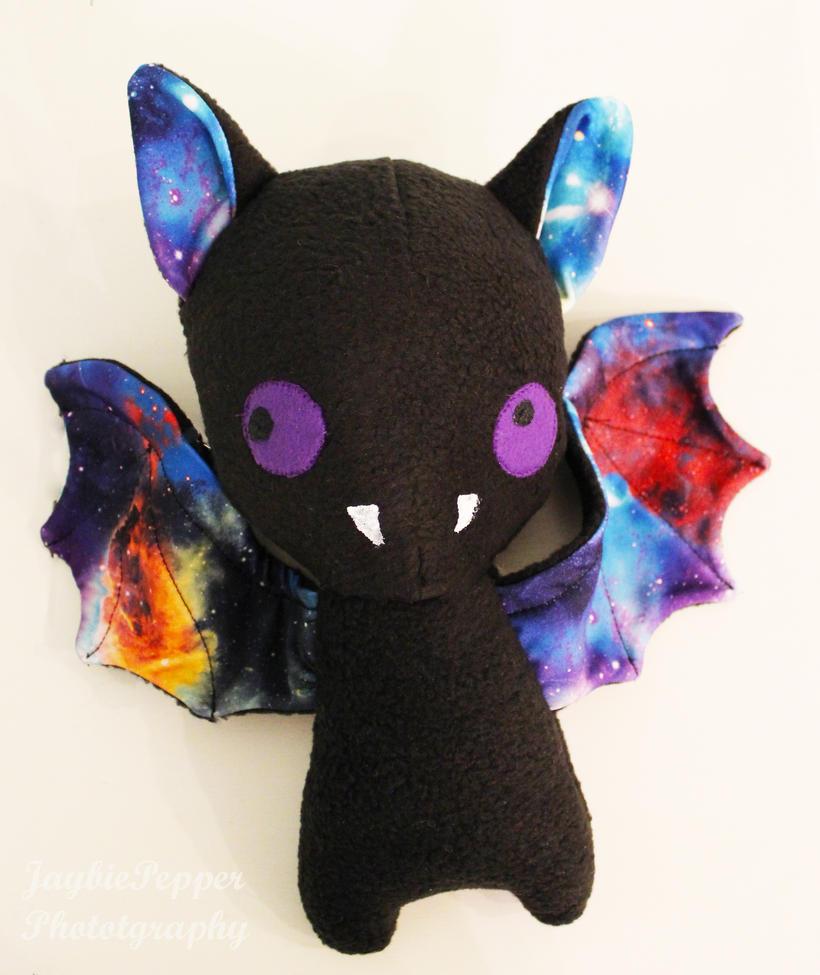 Galaxy Bat by JaybiePepper