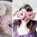 its crazy donut time