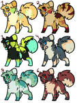 Canine Adopts [OPEN]