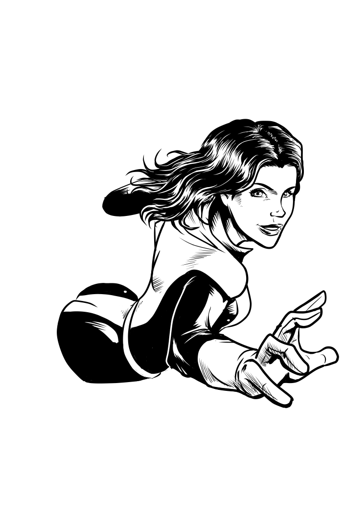 Kitty Pryde by alfred183