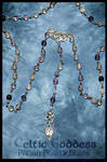 Celtic Goddess Pagan Rosary