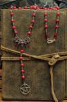 Blood Oath Pagan Rosary