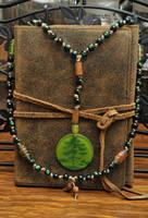 Earth Path Pagan Rosary by Lindowyn
