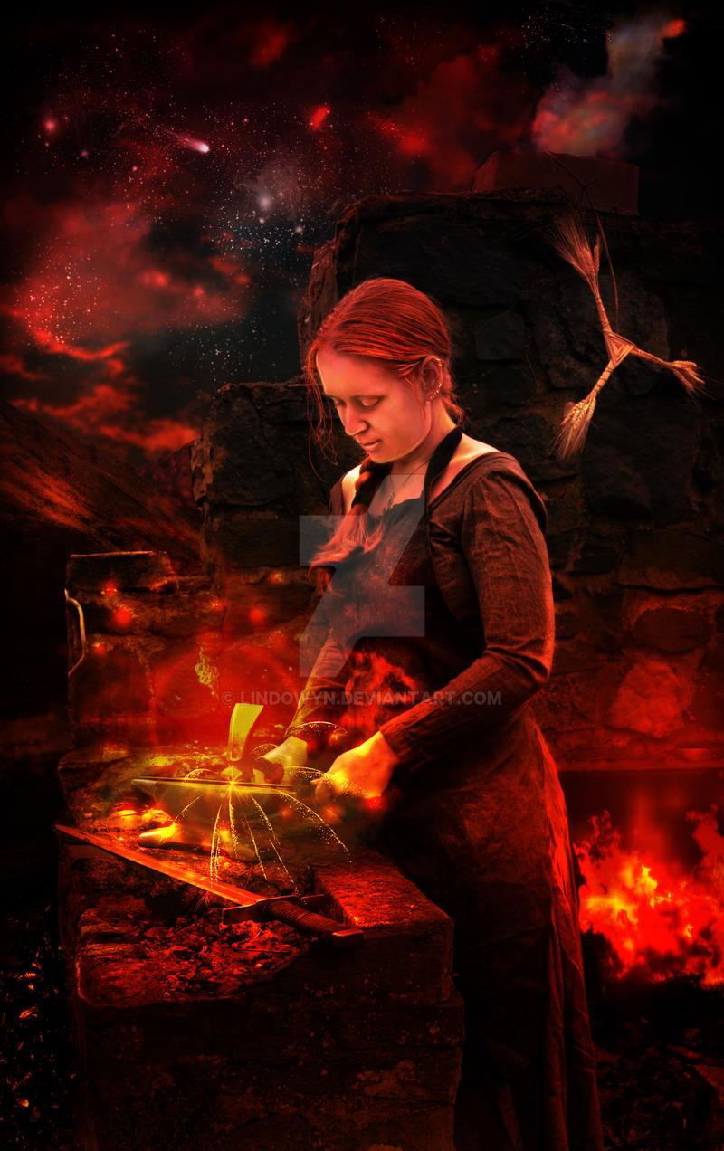Brigid of the Forge