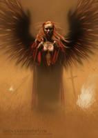 Phantom Queen: Badb by Lindowyn