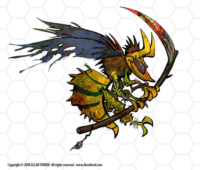 Killer Bee by batmanosaurus on DeviantArt