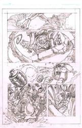 Warhammer 40k Sample Comic by vonblinden22