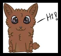 Llama Chibi by PawesomeSauce