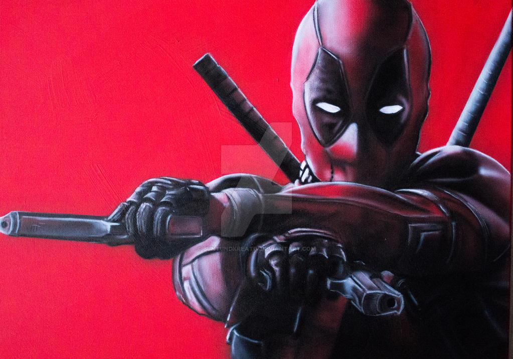 Deadpool by buntUNDkreativ