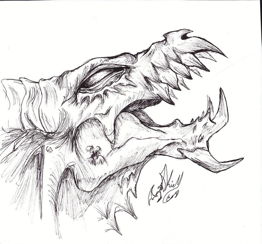 Evil Dragon by Somnium Draco by MatexKing on DeviantArt