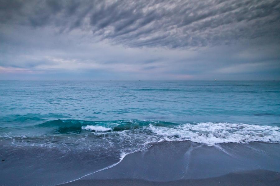 Peaceful Waters by Aztil