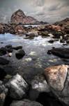 Sugaloaf Rock III by Aztil