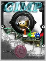 GIMP splash by capn-damo