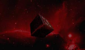 Cube in Space by capn-damo
