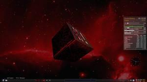 Space Cube screenshot by capn-damo