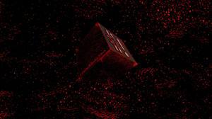 Cube in Space II by capn-damo