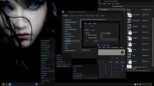IcyBlack screenshot