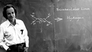 Feynman-hydrogen
