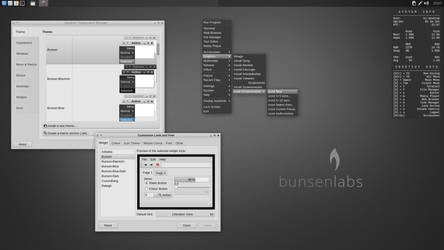 BunsenLabs default theme by capn-damo