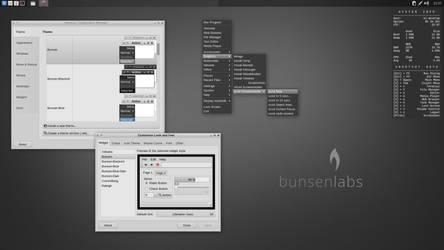 BunsenLabs default theme by capn-damo