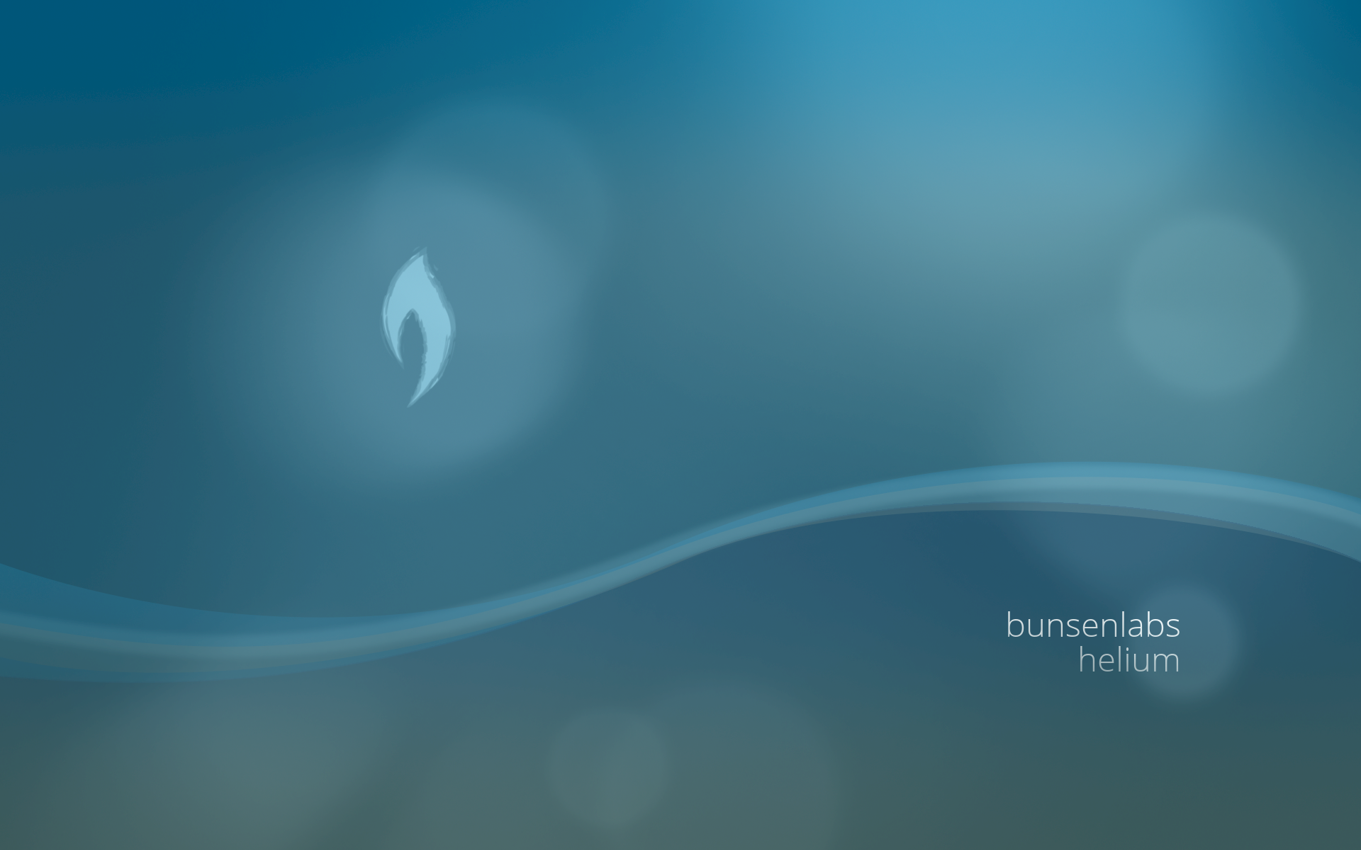 BunsenLabs Wave by capn-damo