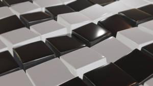 Black and White Cubes v2