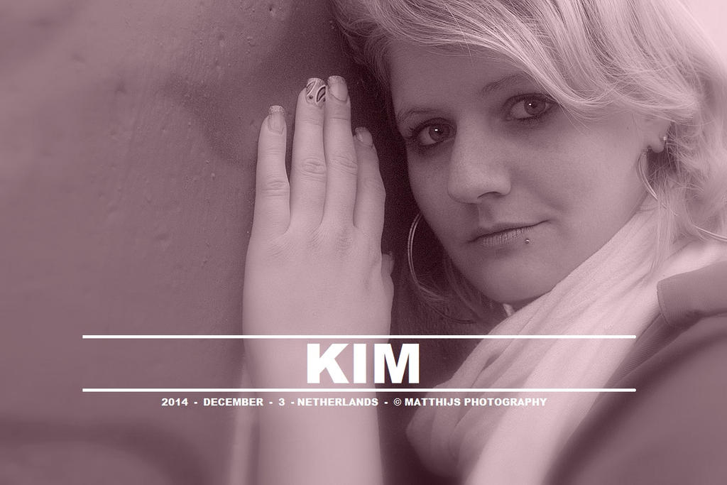 Kim-purple by MatthijsPhoto