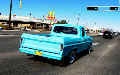 67-69 Ford