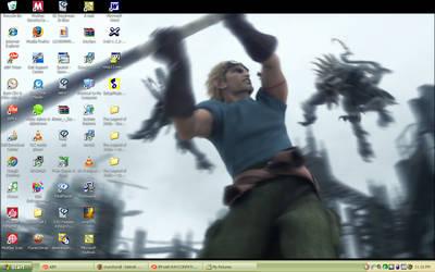 Cid Desktop by ZeldaFreak701