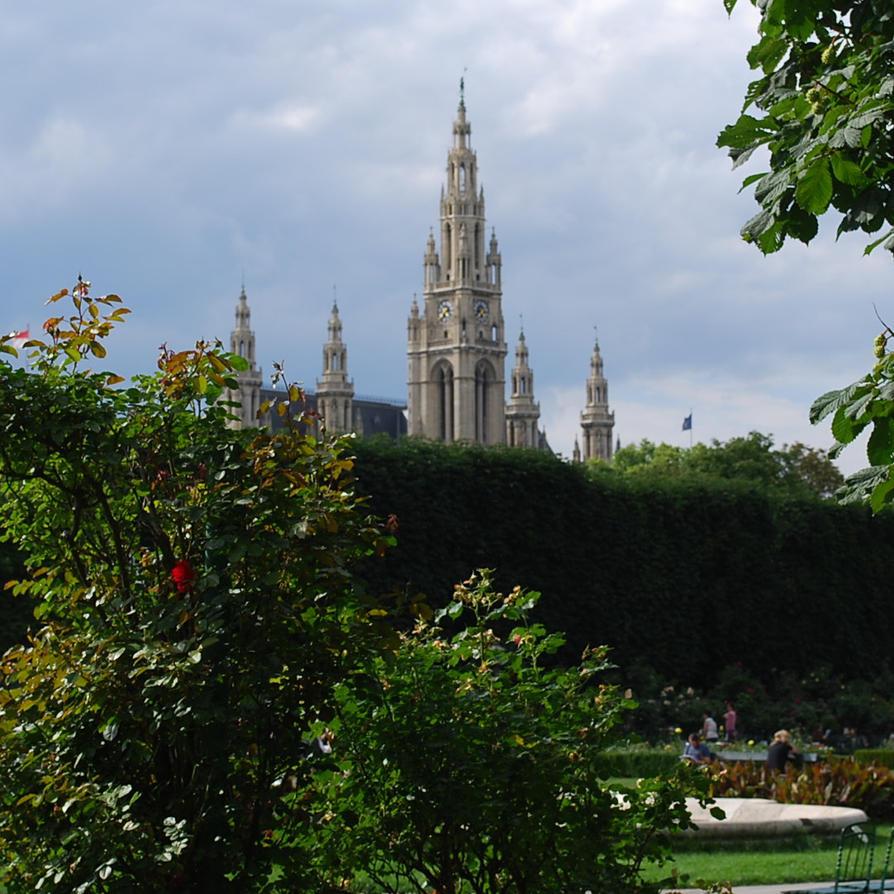 Vienna summer by Tychoaussie