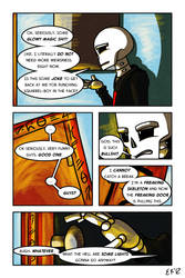 The Divide: Audition 004 by Star-Sapphire-Light