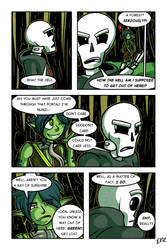 The Divide: Audition 006 by Star-Sapphire-Light