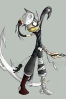 homicidal psychotic assasin xD by EmptyShadow