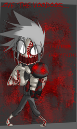 voodoo boy x: by EmptyShadow