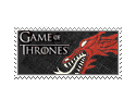 Game of Thrones Stamp