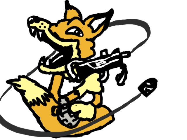 Foxhound logo by metaknight2716 on deviantart - Foxhound metal gear wallpaper ...