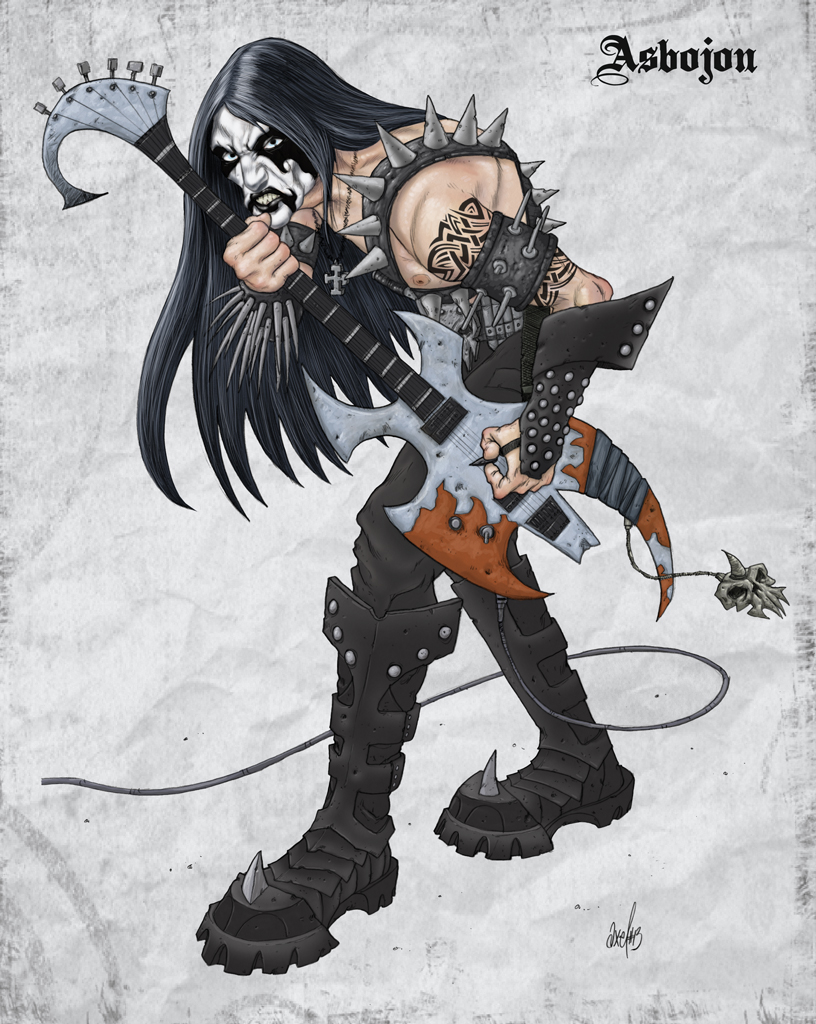 Black Metal by Axel13-Gallery
