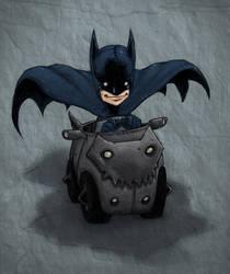 Little Batman riding along 2 by Axel13-Gallery