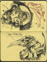Happy Turkey Day! by Axel13-Gallery