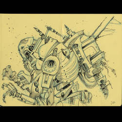 Sketchbook Doodles by Axel13-Gallery