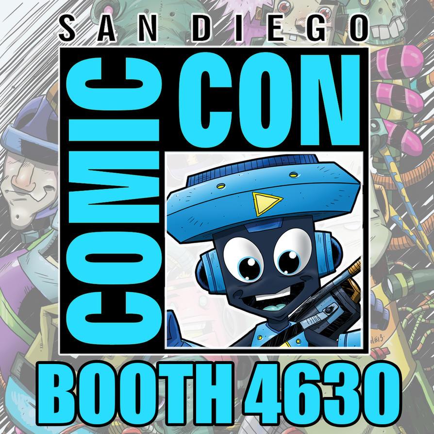 Comic Con logo 2015 by Axel13-Gallery