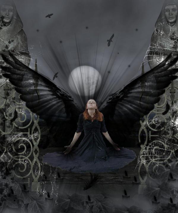 Мощными Болтами Терзают Черного Ангела (Видео)