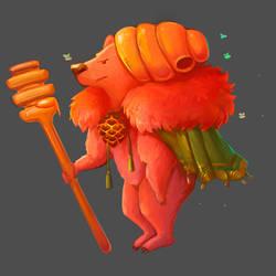 Honey chief by Lvina