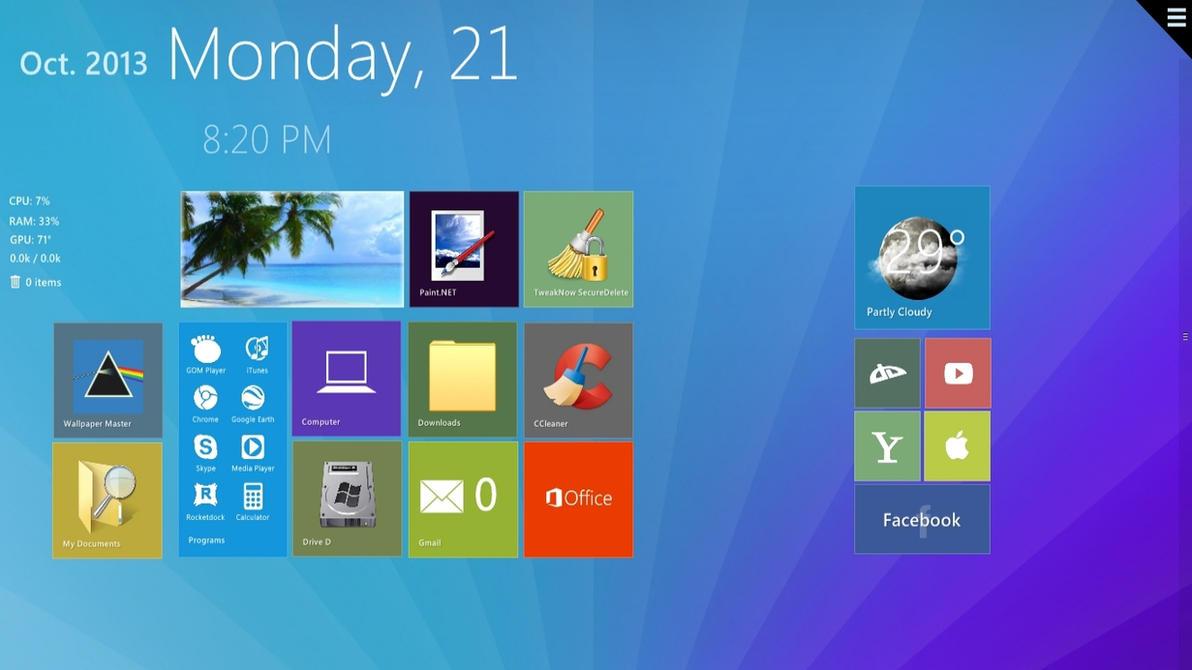Windows 8 Style by Rodskim