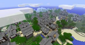 Minecraft - Village
